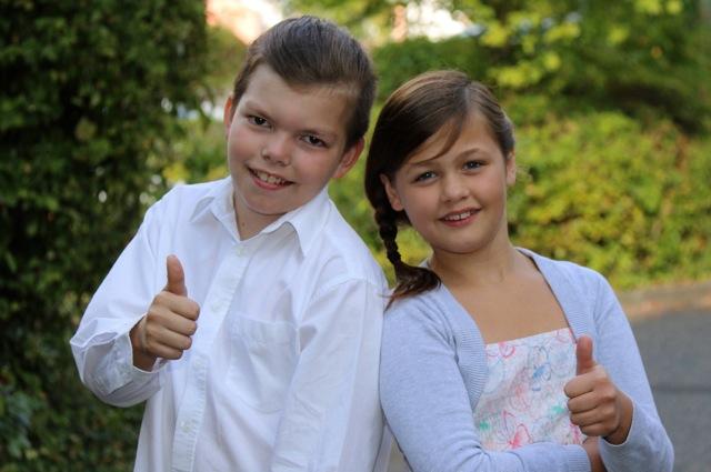 Kinderprinzenpaar Luka I. und Alex I. - Session 2016/17