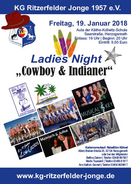 Ladies Night @ Käthe-Kollwitz-Schule, Herzogenrath