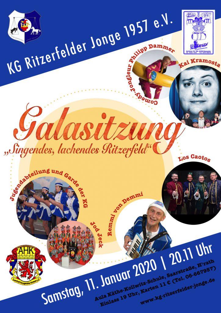 Galasitzung @ Aula Käthe-Kollwitz-Schule